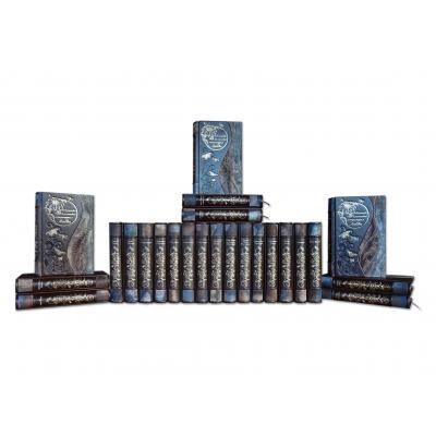 Библиотека классической литературы о любви в 25-ти томах.