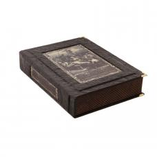 Библия в гравюрах Гюстава Доре в коробе из кожи