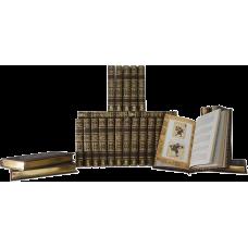 """Библиотека """"Великие полководцы"""" в 25-ти томах."""