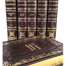 А.П.Чехов эксклюзивное собрание сочинений в 6 томах.